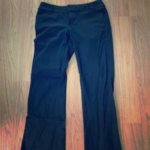 Old navy size 8 dress pants
